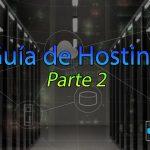 Especificaciones clave para elegir hosting