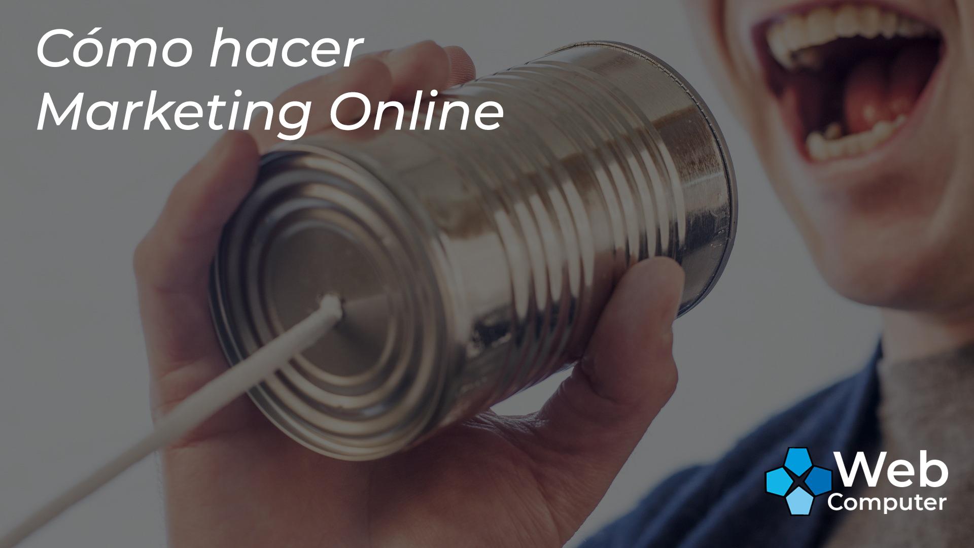 Cómo hacer publicidad online para la web